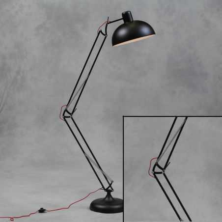 Retro Floor Lamp Smithers Archives Smithers of Stamford £ 155.00 Store UK, US, EU, AE,BE,CA,DK,FR,DE,IE,IT,MT,NL,NO,ES,SE