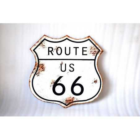 Route 66 Sign Smithers Archives Smithers of Stamford £ 75.00 Store UK, US, EU, AE,BE,CA,DK,FR,DE,IE,IT,MT,NL,NO,ES,SE