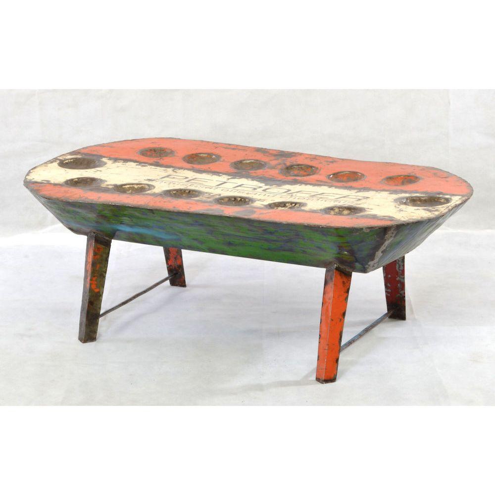 Small Retro Coffee Table Uk: Small Vintage Industrial Urban Designs Coffee Table Steel