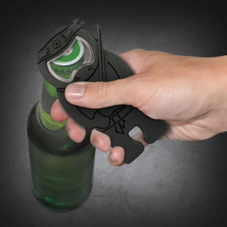 Ninja Bottle Opener