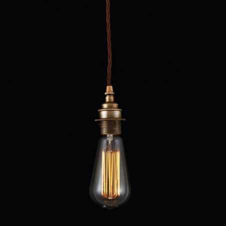 Braided Pendant Light Vintage Lighting  Smithers of Stamford £ 40.00 Store UK, US, EU, AE,BE,CA,DK,FR,DE,IE,IT,MT,NL,NO,ES,SE
