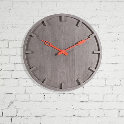 Concrete Wall Clock Vintage Clocks Seletti £ 150.00 Store UK, US, EU, AE,BE,CA,DK,FR,DE,IE,IT,MT,NL,NO,ES,SE