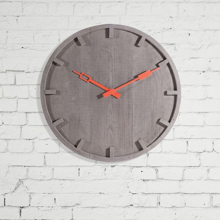 Concrete Wall Clock Uk