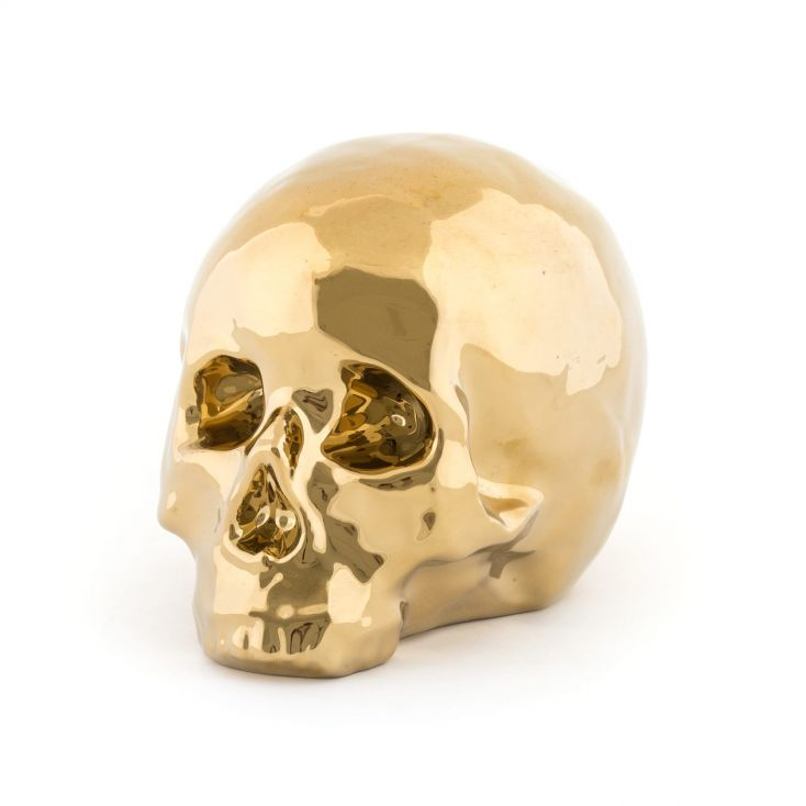 Gold Skull Retro Ornaments Seletti £ 90.00 Store UK, US, EU, AE,BE,CA,DK,FR,DE,IE,IT,MT,NL,NO,ES,SE