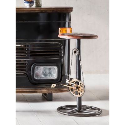Bicycle Seat Stool Vintage Bar Stools Smithers of Stamford £ 265.00 Store UK, US, EU, AE,BE,CA,DK,FR,DE,IE,IT,MT,NL,NO,ES,SE