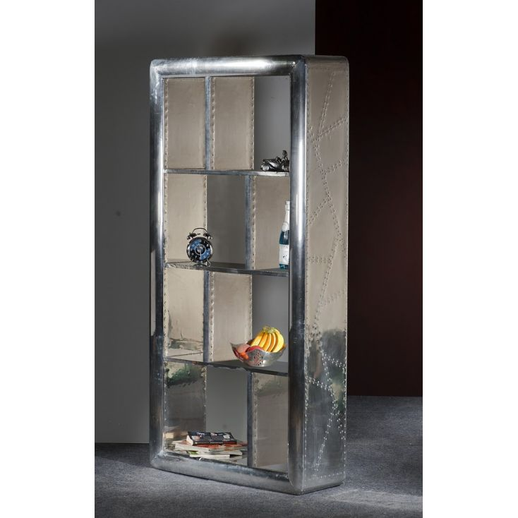 Aviator Bookcase Aviation Furniture Smithers of Stamford 1,200.00 Store UK, US, EU, AE,BE,CA,DK,FR,DE,IE,IT,MT,NL,NO,ES,SE