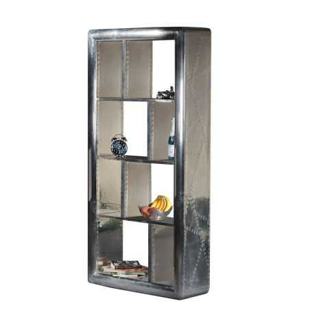 Aviator Bookcase Aviation Furniture Smithers of Stamford £ 1,500.00 Store UK, US, EU, AE,BE,CA,DK,FR,DE,IE,IT,MT,NL,NO,ES,SE