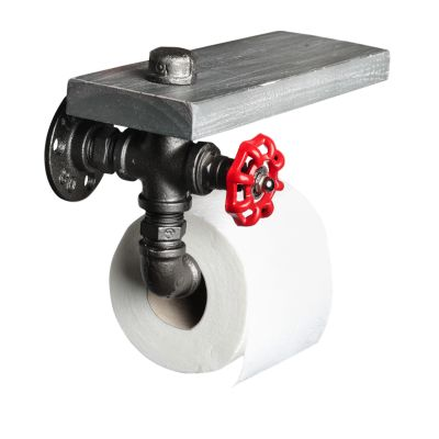 Fire Hose Toilet Roll Holder