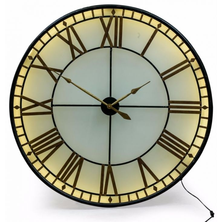 Big Ben Wall Clock Vintage Clocks Smithers of Stamford £ 460.00 Store UK, US, EU, AE,BE,CA,DK,FR,DE,IE,IT,MT,NL,NO,ES,SE