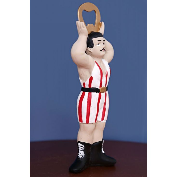 Strongman Bottle Opener