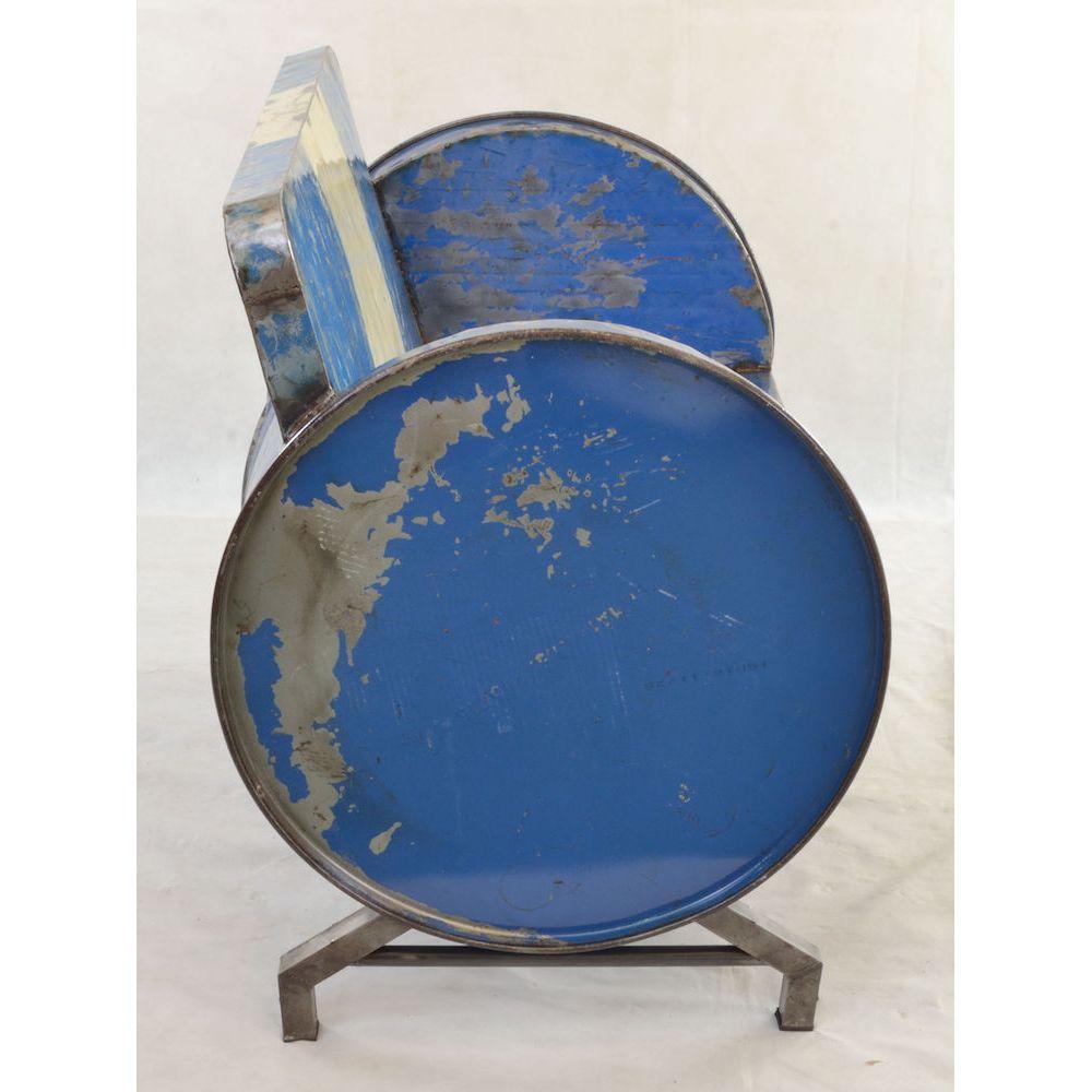 Oil Drum Seat Oil Drum Chair Oil Drum Sofa