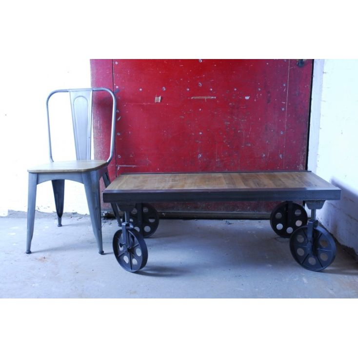 Vintage Helsing Industrial Coffee Table Previous Collections Smithers of Stamford £ 300.00 Store UK, US, EU