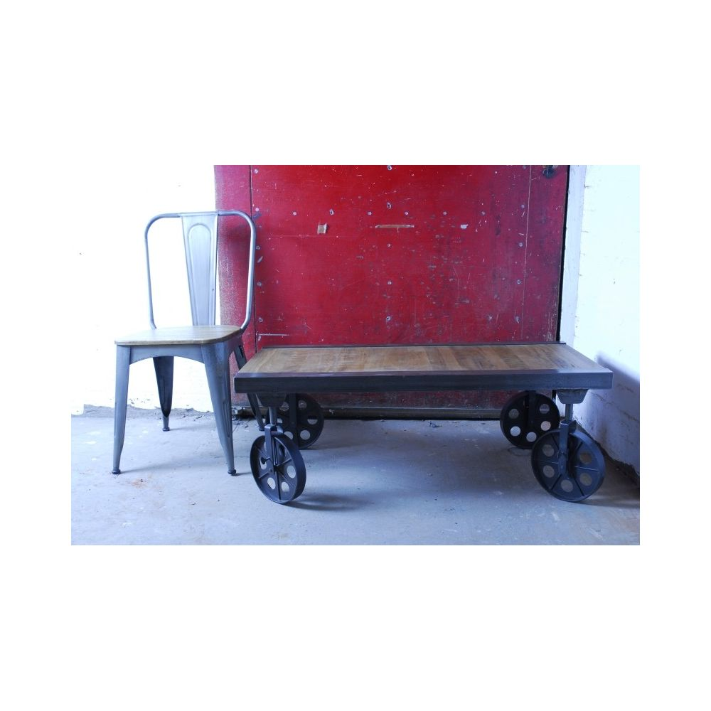 Factory Trolley Coffee Table Trolley Coffee Table