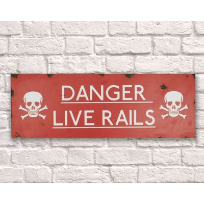 Danger Sign Retro Signs Smithers of Stamford £ 35.00 Store UK, US, EU, AE,BE,CA,DK,FR,DE,IE,IT,MT,NL,NO,ES,SE