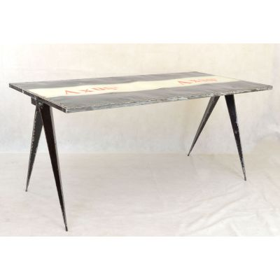 Oil Drum Dining Table Man Cave Furniture & Decor £ 950.00 Store UK, US, EU