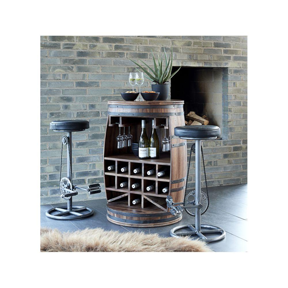 Wine Rack Drinks Cabinet
