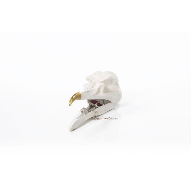 Bird Skull Jewellery Storage Tidy Personal Accessories £ 27.00 Store UK, US, EU, AE,BE,CA,DK,FR,DE,IE,IT,MT,NL,NO,ES,SE