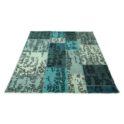 cool blue rugs