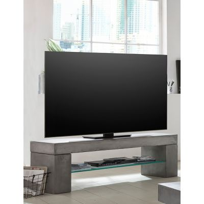 Concrete Lowline TV unit TV Units £ 790.00 Store UK, US, EU, AE,BE,CA,DK,FR,DE,IE,IT,MT,NL,NO,ES,SE