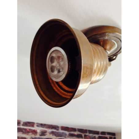 Industrial Wall Mount Light Vintage Lighting  Smithers of Stamford £ 90.00 Store UK, US, EU, AE,BE,CA,DK,FR,DE,IE,IT,MT,NL,NO...
