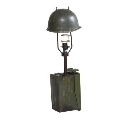 Army Soldier Table Lamp
