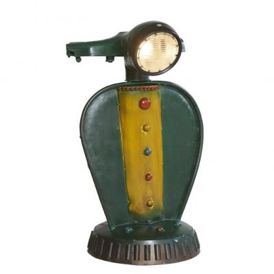 Vespa Lamp