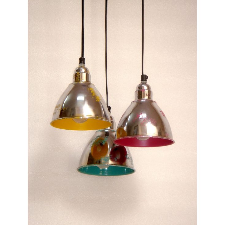 Splat Pendant Lights Vintage Lighting Smithers of Stamford £ 165.00 Store UK, US, EU, AE,BE,CA,DK,FR,DE,IE,IT,MT,NL,NO,ES,SE
