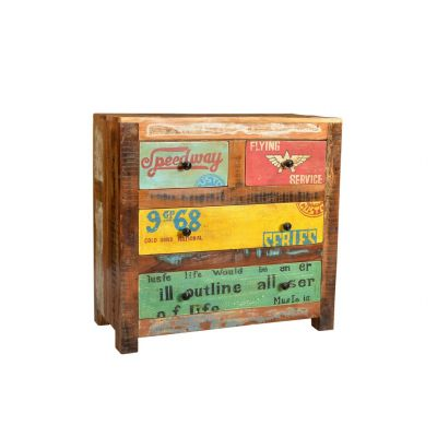 recycled wooden furniture. Recycled Wood Chest Of Drawers Wooden Furniture