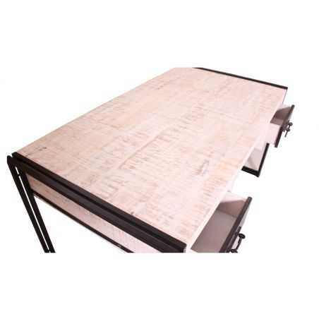 Industrial Style Desk Urban Furniture Smithers of Stamford £ 900.00 Store UK, US, EU, AE,BE,CA,DK,FR,DE,IE,IT,MT,NL,NO,ES,SE