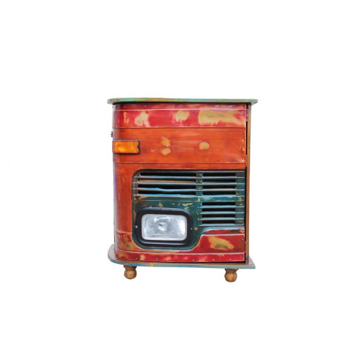 Tata Mini Truck Bar Upcycled Furniture Smithers of Stamford 1,185.00 Store UK, US, EU, AE,BE,CA,DK,FR,DE,IE,IT,MT,NL,NO,ES,SE