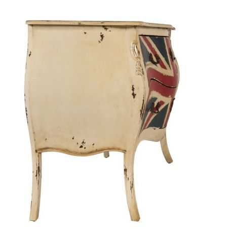 Union Jack Bombe Chest Cabinets & Sideboards  £1,580.00 Store UK, US, EU, AE,BE,CA,DK,FR,DE,IE,IT,MT,NL,NO,ES,SE