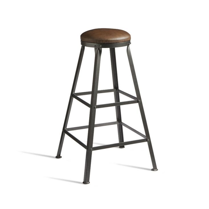 Industrial Bar Stool Designer Furniture Smithers of Stamford £ 195.00 Store UK, US, EU, AE,BE,CA,DK,FR,DE,IE,IT,MT,NL,NO,ES,SE