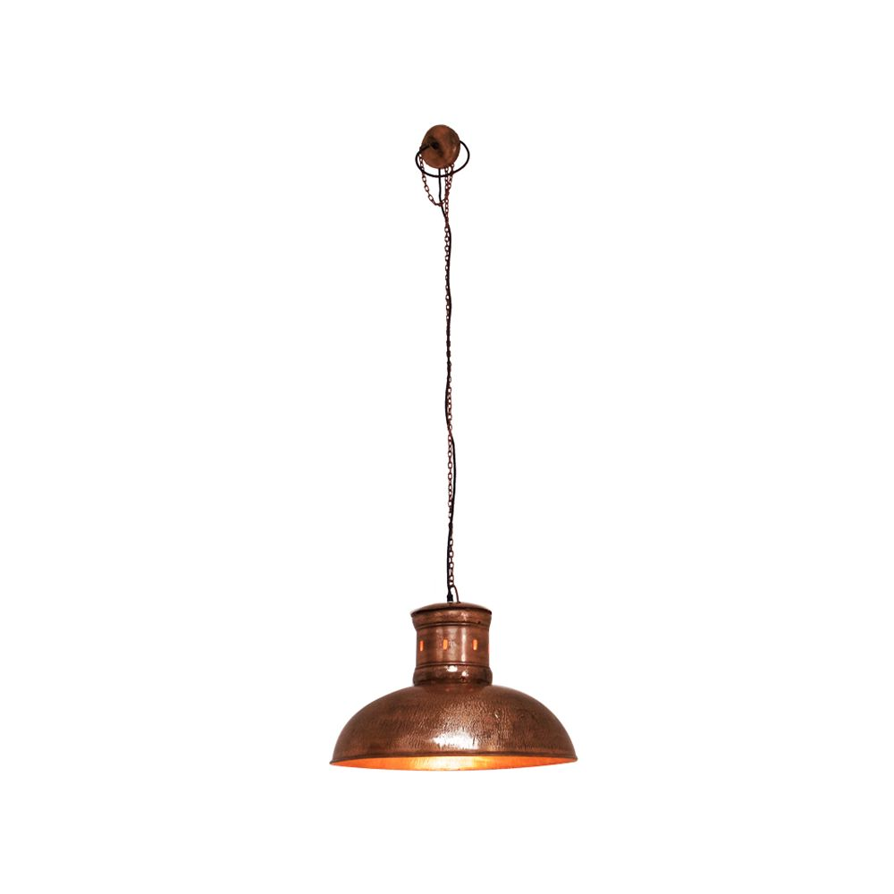 Copper Pendant Light Vintage Uk
