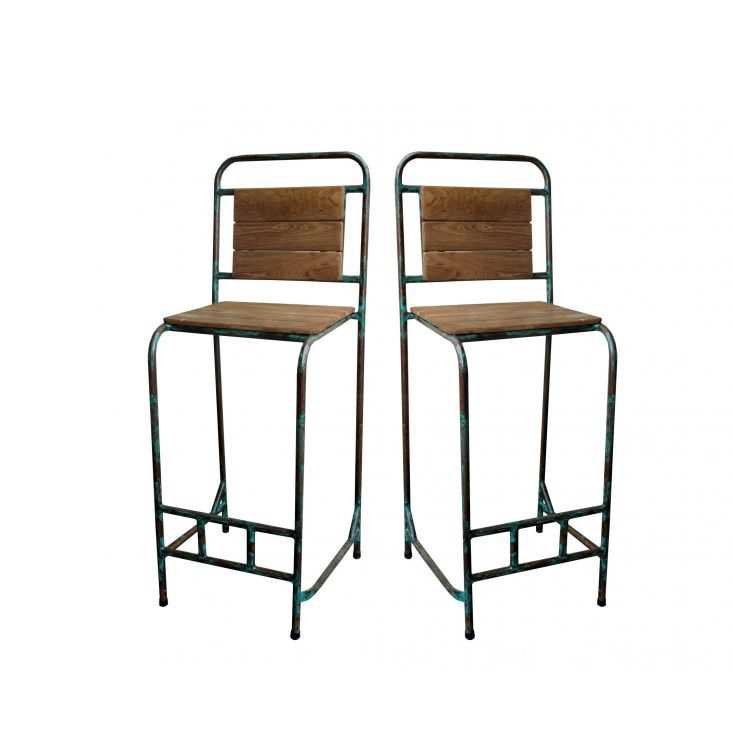 Science Lab Stools With Backs