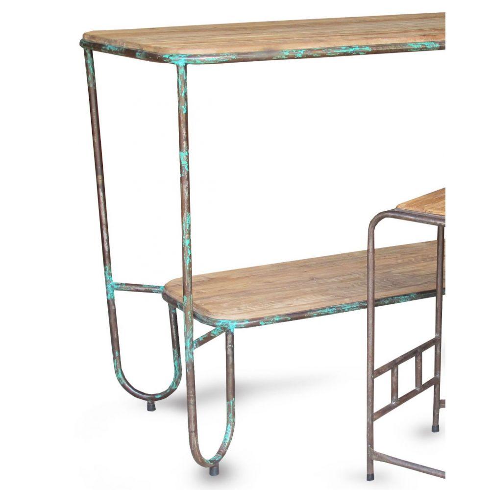 Reclaimed Bar Table
