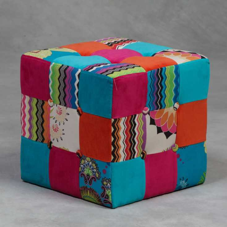 Woodstock Foot Cube Home Smithers of Stamford £ 144.00 Store UK, US, EU, AE,BE,CA,DK,FR,DE,IE,IT,MT,NL,NO,ES,SE