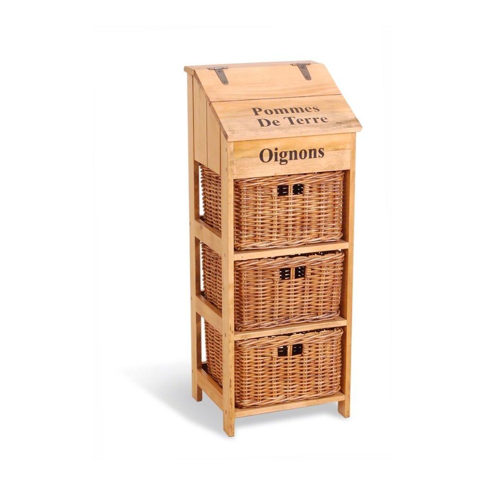 Vegetable Cupboard Storage