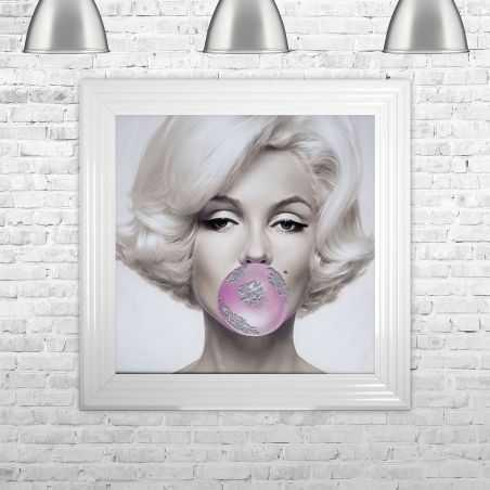Marilyn Monroe Photo Frame Vintage Wall Art  £ 132.00 Store UK, US, EU, AE,BE,CA,DK,FR,DE,IE,IT,MT,NL,NO,ES,SE