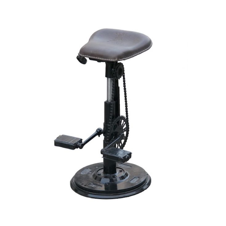 Bicycle Saddle Stool Vintage Bar Stools Smithers of Stamford £ 486.00 Store UK, US, EU, AE,BE,CA,DK,FR,DE,IE,IT,MT,NL,NO,ES,SE