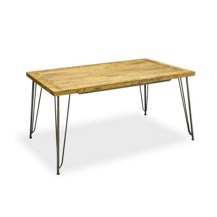 Hairpin Leg Dining Table Industrial Furniture Smithers of Stamford £ 690.00 Store UK, US, EU, AE,BE,CA,DK,FR,DE,IE,IT,MT,NL,N...