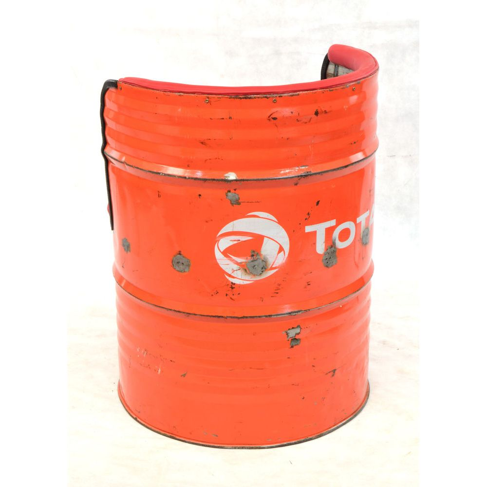 Oil Drum Seat