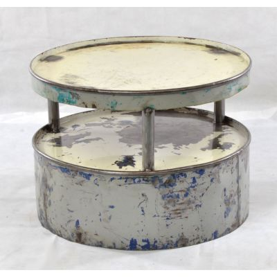 Drum Coffee Table Side Tables & Coffee Tables Smithers of Stamford £ 300.00 Store UK, US, EU