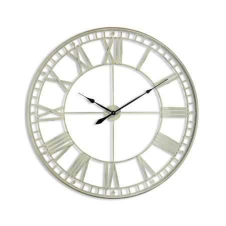 Skeleton Clock Smithers Archives Smithers of Stamford £ 165.00 Store UK, US, EU, AE,BE,CA,DK,FR,DE,IE,IT,MT,NL,NO,ES,SE