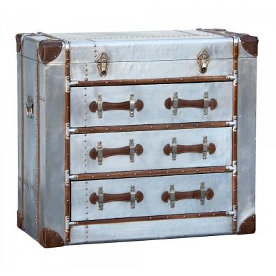 Hawker Storage Chest With Drawers