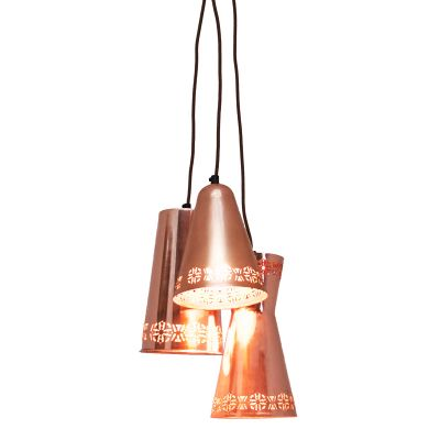 Granny Copper Pendant Light Vintage Lighting Smithers of Stamford £ 115.00 Store UK, US, EU, AE,BE,CA,DK,FR,DE,IE,IT,MT,NL,N...