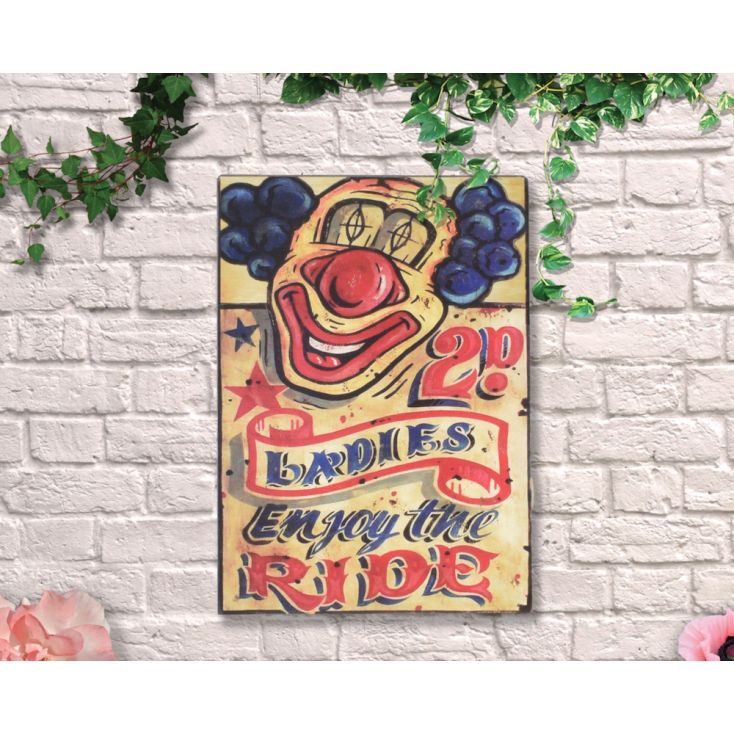 Fairground Signs Retro Signs Smithers of Stamford £ 30.00 Store UK, US, EU, AE,BE,CA,DK,FR,DE,IE,IT,MT,NL,NO,ES,SE