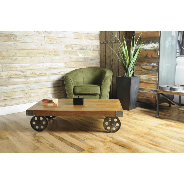 Trolley Coffee Table