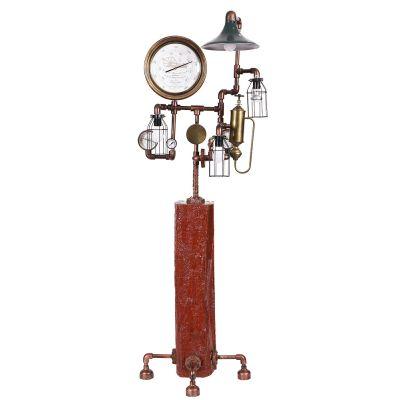 Steampunk Floor Lamp Vintage Lighting £ 753.00 Store UK, US, EU