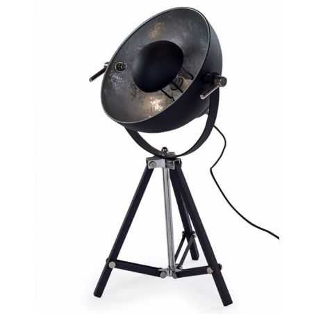 Tripod Spotlight Lamp Smithers Archives Smithers of Stamford £ 164.00 Store UK, US, EU, AE,BE,CA,DK,FR,DE,IE,IT,MT,NL,NO,ES,SE
