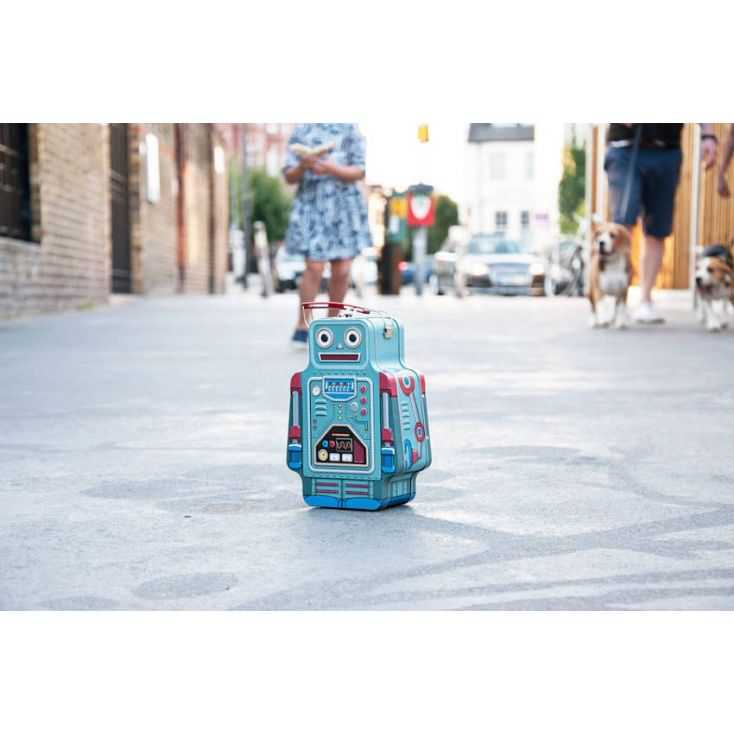 Robot Lunch Bot Retro Gifts  £ 15.60 Store UK, US, EU, AE,BE,CA,DK,FR,DE,IE,IT,MT,NL,NO,ES,SE
